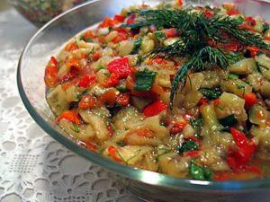 közlenmiş-patlıcan-salatası