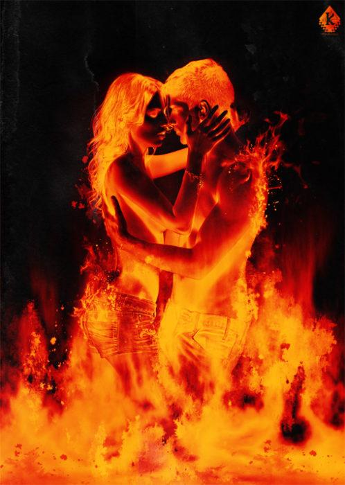 огонь и порох смотреть онлайн