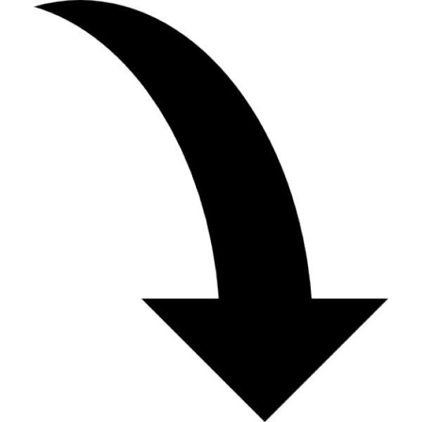 curve-arrow-down_318-37709