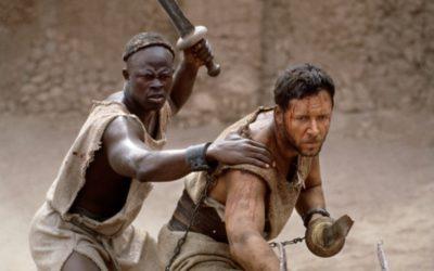 Kesmeye ve Kesilmeye Hazır Piyonlar, Gladiatorha – Mohsen Namjoo sözleri